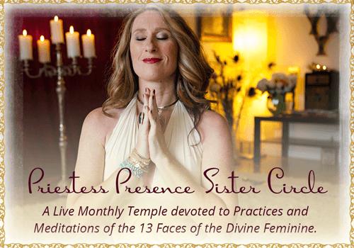 Priestess Presence Sister Circle